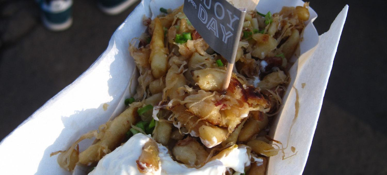 Foto: Nudeln mit Speck und Sauerkraut - surtr | Flickr | CC BY-SA 2.0