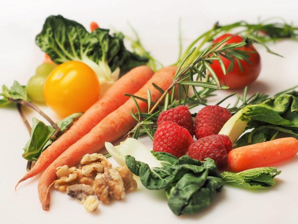 Foto: Ernährung - Foto: Hamza Butt | Flickr | CC BY 2.0